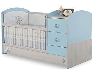 Купить кровать Cilek Baby Boy (20.43.1016.00)