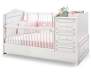 Купить кровать Cilek Selena Baby St