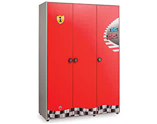 Купить шкаф Cilek Racecup