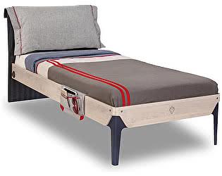 Купить кровать Cilek Trio L 100х200
