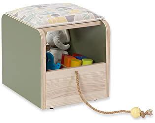 Купить пуф Cilek Пуф ящик для игрушек Cilek Montes