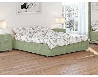 Купить кровать Орма-мебель Como 1 Base цвета люкс и ткань