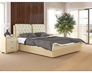 Купить кровать Орма-мебель Como 5 (ткань и экокожа)