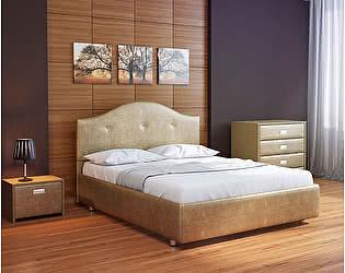 Купить кровать Орма-мебель Como 7 цвета люкс и ткань