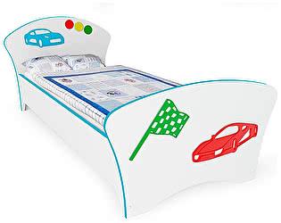 Купить кровать Орма-мебель Соната Kids  для мальчиков