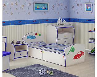 Купить кровать Орма-мебель Соната Kids Плюс для мальчиков