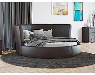 Купить кровать Орма-мебель Luna (ткань бентлей)