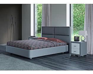Купить кровать Орма-мебель Rocky 2 цвета люкс и ткань