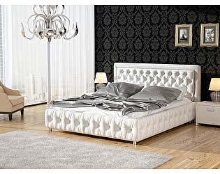 Купить кровать Орма-мебель Veda 6 ткань и экокожа