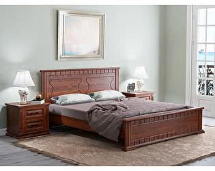 Купить кровать Орма-мебель Milena М береза