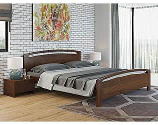Купить кровать Орма-мебель Веста 1-R береза