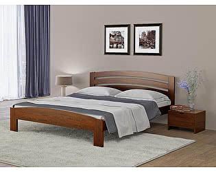 Купить кровать Орма-мебель Веста 2-R береза