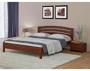 Купить кровать Орма-мебель Веста 2-тахта-R береза