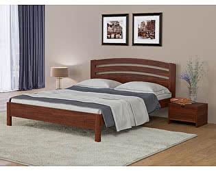 Купить кровать Орма-мебель Веста 2-М-R береза