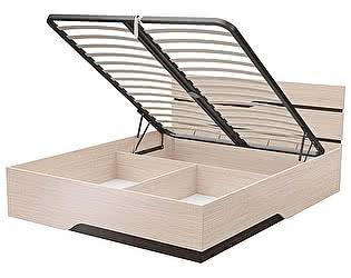 Купить кровать Орма-мебель Wave Line с подъемным механизмом