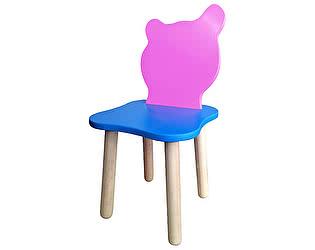 Купить стул Polli Tolli Джери Розово-голубой