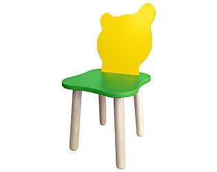 Купить стул Polli Tolli Джери Зелено-желтый