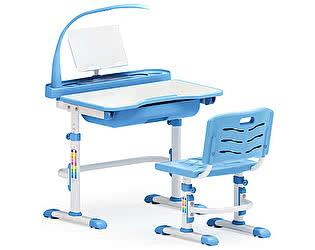 Купить стол Mealux Комплект парта и стульчик EVO-17 с лампой