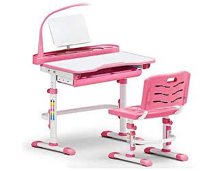 Купить стол Mealux Комплект парта и стульчик EVO-18 с лампой