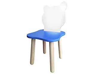 Купить стул Polli Tolli Джери Бело-голубой детский