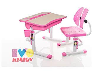 Купить стол Mealux Комплект парта и стульчик EVO-03