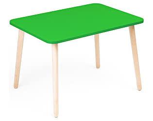 Купить стол Polli Tolli Джери зеленый детский