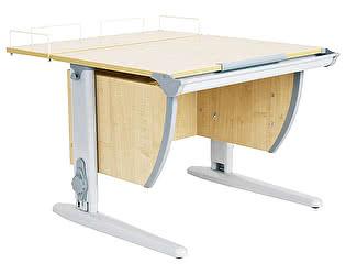 Купить стол Дэми СУТ-14-01 75х55 см + задняя приставка  (парта)
