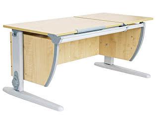 Купить стол Дэми 120Х55 см с раздельной столешницей