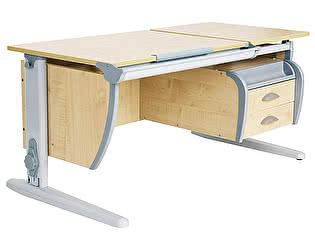 Купить стол Дэми 120Х55 см + подвесная тумба