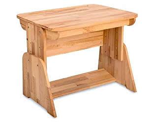 Купить стол Абсолют мебель Школярик (парта) с пеналом С470 (70 см)