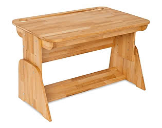 Купить стол Абсолют мебель Парта растущая Школярик С490 с мольбертом (90 см) для школьника для дома