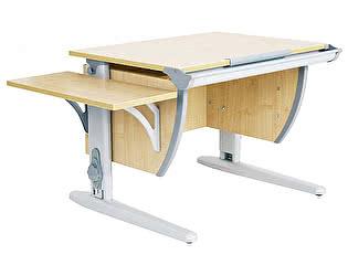 Купить стол Дэми СУТ 14К (парта 75 см+боковая приставка)