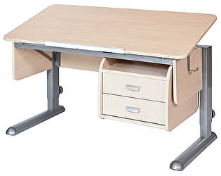 Купить стол Астек МОНО-2  (парта) с тумбой для школьника для дома