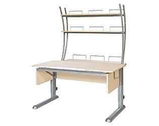 Купить стол Астек МОНО-2  (парта) с надстройкой для школьника для дома