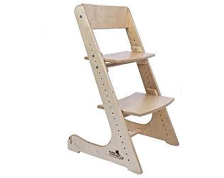 Купить стул Конек Горбунек стул растущий натуральный без покрытия