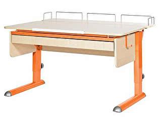Купить стол Астек Моно-2 с задней полкой и выдвижным органайзером