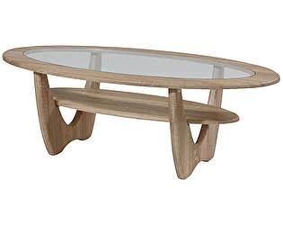 Купить стол Калифорния мебель Юпитер со стеклом СЖС-01