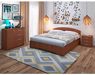Купить кровать Промтекс-Ориент Рено радиус