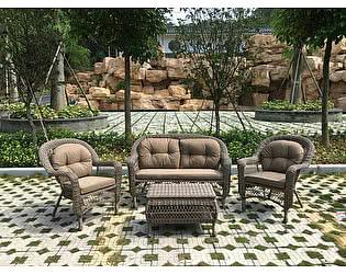 Купить комплект садовой мебели Афина-мебель LV520