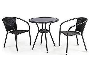 Купить комплект садовой мебели Афина-мебель Комплект садовой мебели T282A / Y-137C 2PCS