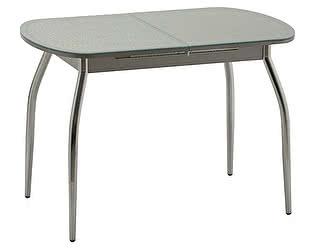 Купить стол Кубика Касабланка-мини (ноги хром) кухонный