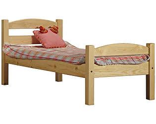Купить кровать Timberica Классик детская (спинка дуга)