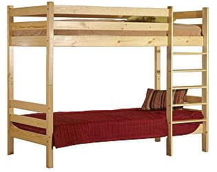 Купить кровать Timberica Классик двухъярусная