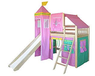 Купить кровать Мебель Холдинг чердак Рыцарь-2