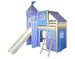 Купить кровать Мебель Холдинг чердак Рыцарь-4