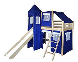 Купить кровать Мебель Холдинг чердак Рыцарь-5
