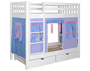 Купить кровать Мебель Холдинг Галчонок-2 двухъярусная