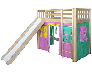 Купить кровать Мебель Холдинг чердак Трубадур-2