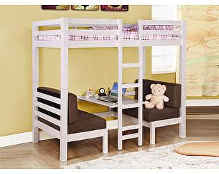 Купить кровать Мебель Холдинг чердак Друзья