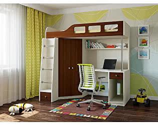 Купить кровать РВ Мебель чердак Астра-7